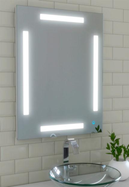 Espelho com LED VB914A/VB915A